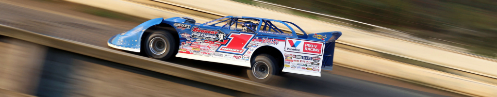 Mark Richards comments on the new visor rule in dirt racing