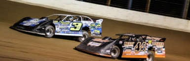 2018 DTWC Lineups: October 20, 2018- Lucas Oil Late Model Dirt Series