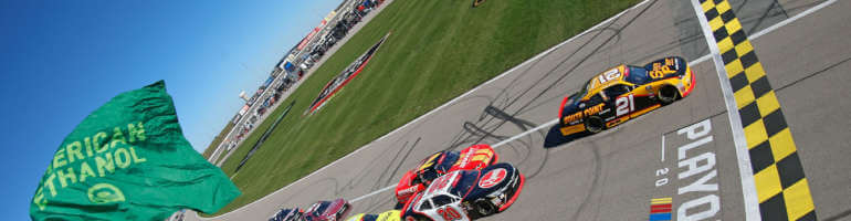 Daniel Hemric, runner-up finisher fails post-race inspection at Kansas Speedway