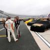 Dover International Speedway - Rain
