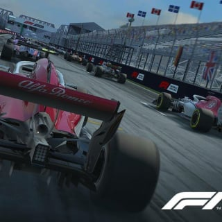 F1 Mobile Racing Game - Codemasters - Sauber F1