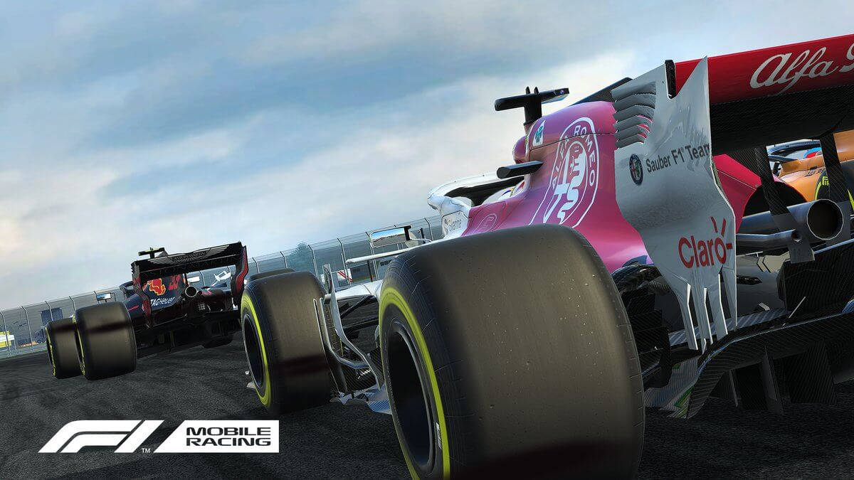 A new racing game launched today: F1 Mobile Racing - Racing News