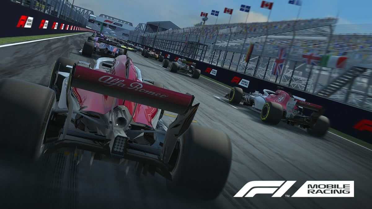 F1 Mobile Racing free cheat codes download