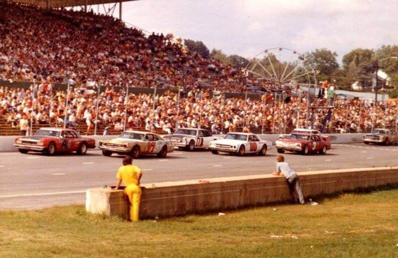 Fairgrounds Speedway Nashville - Retor photo