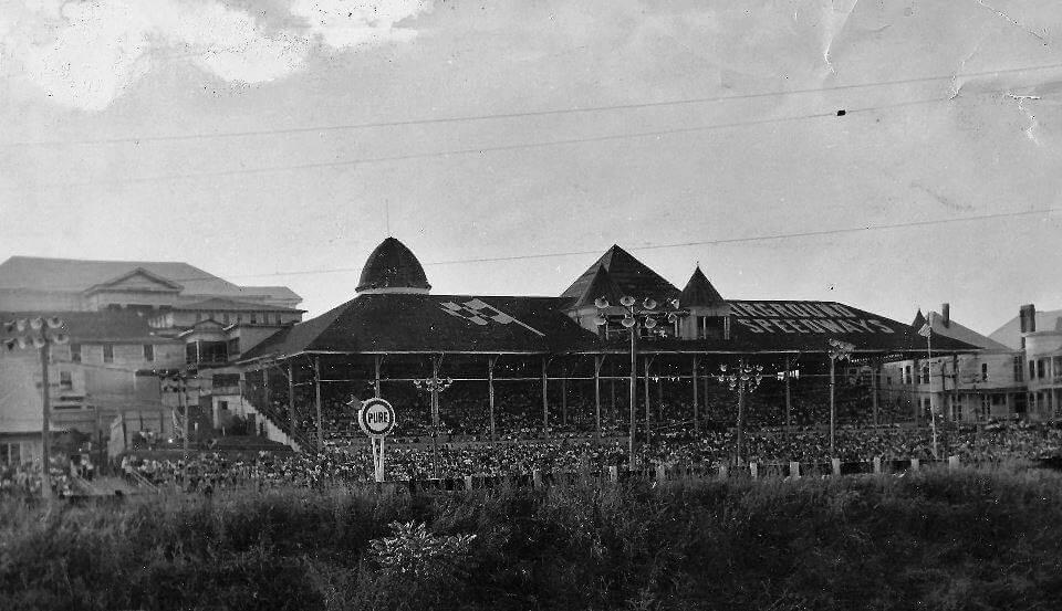 Fairgrounds Speedway Nashville TN
