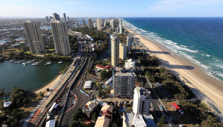 Gold Coast 600 Track