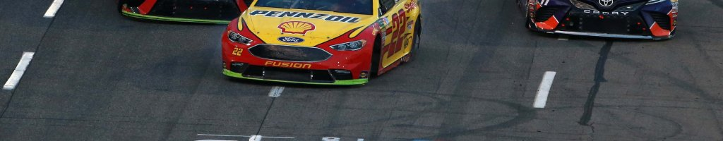 Martin Truex Jr and Joey Logano comment after the bump and run at Martinsville Speedway (Video)