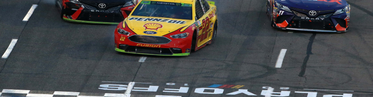 Martin Truex Jr says Joey Logano gave him a 'free pass'; Logano says he didn't