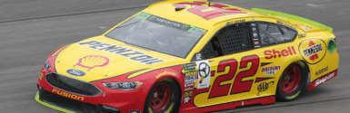 Kansas Starting Lineup: October 2018 – NASCAR Cup Series