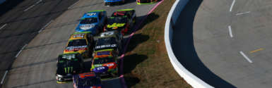 Martinsville Speedway: Penalty Report (October 2018)