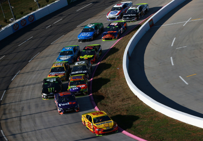 Martinsville Starting Lineup: March 2019 (NASCAR Cup Series)