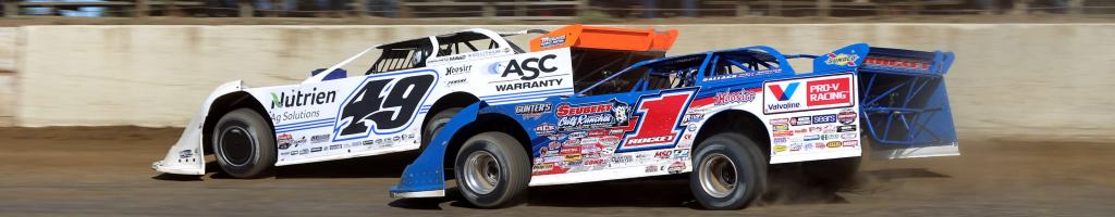 2019 National Dirt Late Model Drivers List