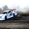 Jonathan Davenport at Muskingum County Speedway