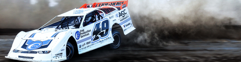 Johnathan Davenport comments on winning the 2018 Lucas Oil Late Model Dirt Series championship