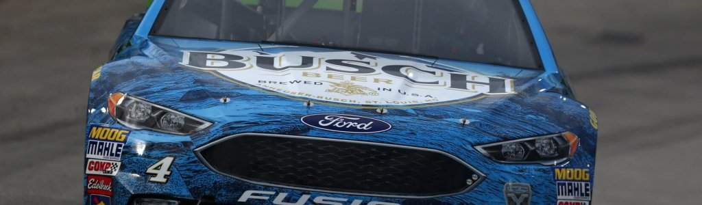 Kevin Harvick joins a list of drivers that struggle to pass Ryan Newman