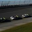 Kurt Busch, Clint Bowyer, Kevin Harvick and Aric Almirola at Talladega Superspeedway - Stewart-Haas Racing