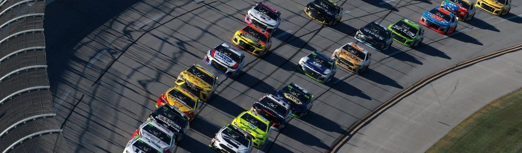NASCAR updates superspeedway rules package