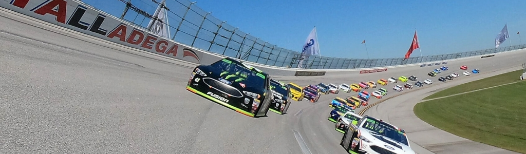 Kurt Busch says NASCAR missed two calls at Talladega Superspeedway