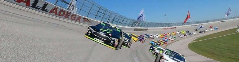 Kurt Busch says NASCAR missed two calls at Talladega Superspeedway