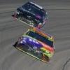 Kyle Busch at Kansas Speedway