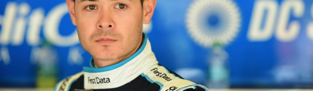 Kyle Larson is looking for a new NASCAR spotter as social media posts surface