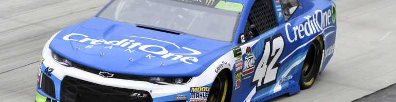Kyle Larson penalty has been heard by the appeals panel; L1 penalty affirmed