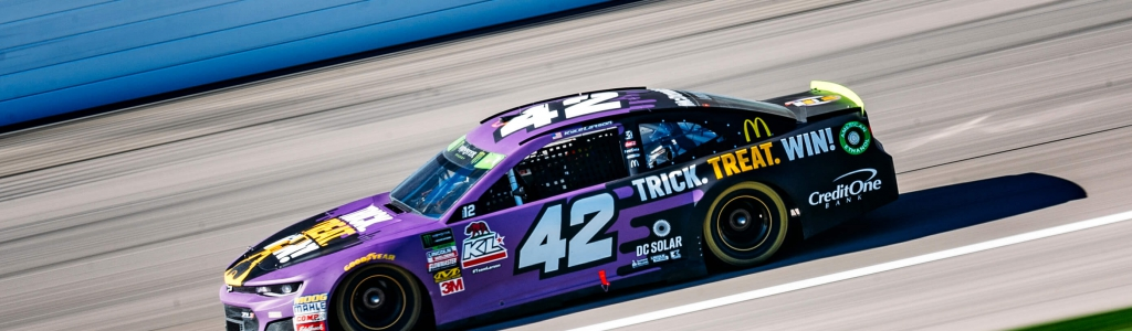 Kansas Speedway: Penalty Report (October 2018)