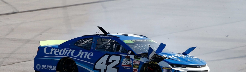 Chip Ganassi Racing will appeal NASCAR's L1 penalty on Kyle Larson following Talladega