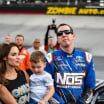 Kyle and Samantha Busch - Racing Wives