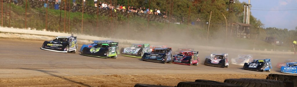 Dirt late model safety has added weight
