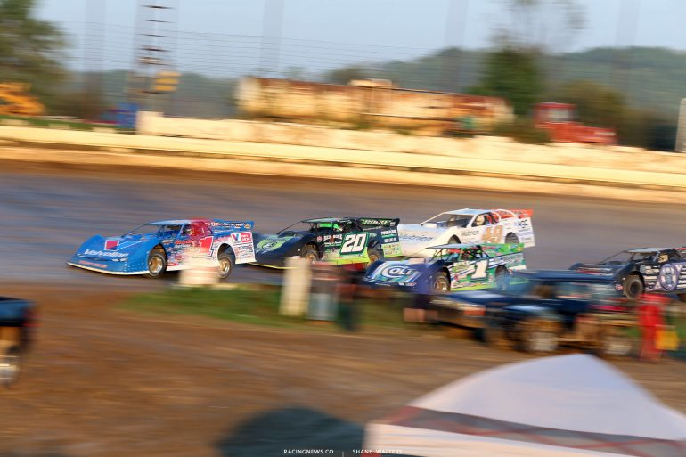 Lucas Oil Late Models at PA Motor Speedway 1790