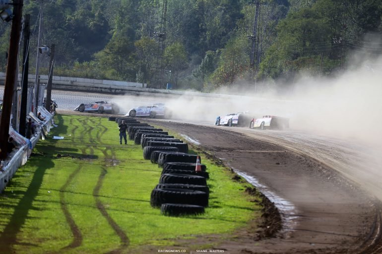 Lucas Oil Late Models at Pittsburgh's PA Motor Speedway 1434