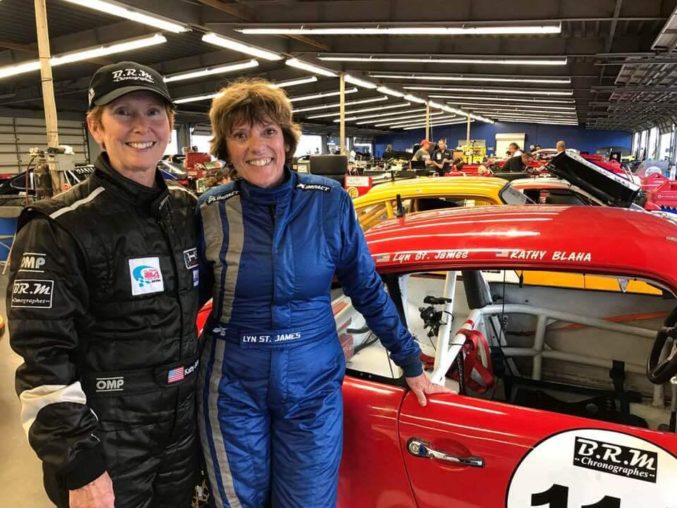 Lyn St James - Racing Driver