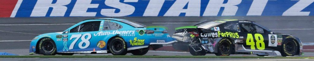 Martin Truex Jr is tired of getting run over by his fellow NASCAR competitors