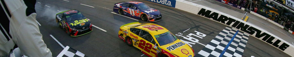 Martin Truex Jr called the move by Joey Logano a 'cheap shot'; Roger Penske disagrees