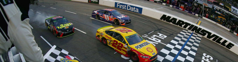 Joey Logano and Martin Truex Jr offer arguments for/against the bump and run move in NASCAR