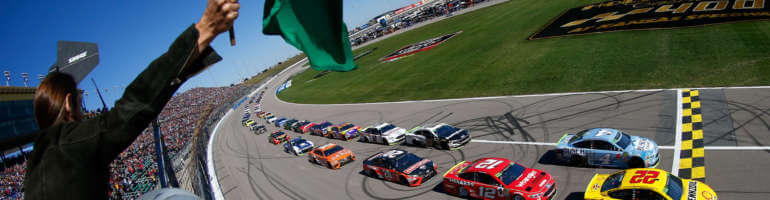 Kansas Race Results: October 21, 2018 – NASCAR Cup Series