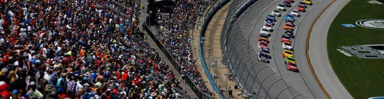 Talladega Starting Lineup: NASCAR Cup Series (October 2018)