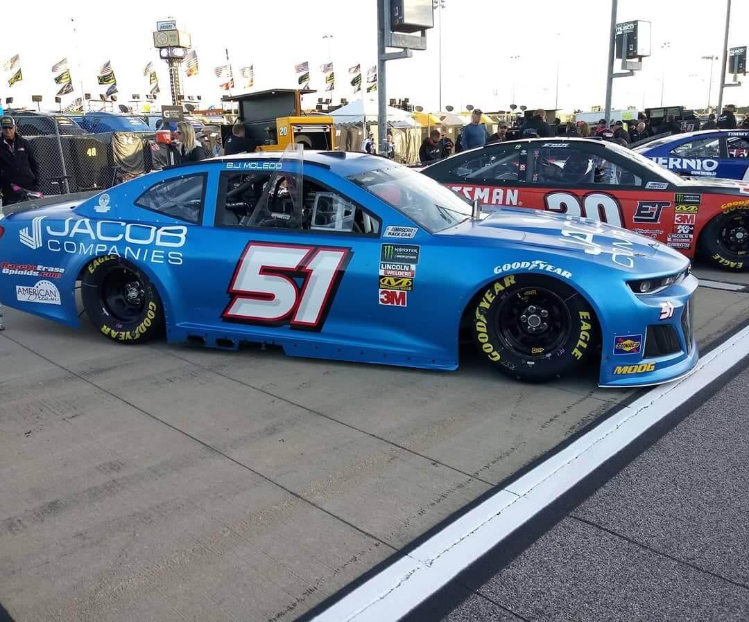 Rick Ware Racing - NASCAR Cup Series