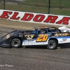 Ricky Thornton Jr at Eldora Speedway