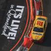 Scott McLaughlin - NASCAR test at Surfers Paradise Street Circuit - Superscars