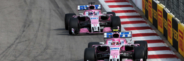 Sergio Perez to drive for Force India F1 in 2019
