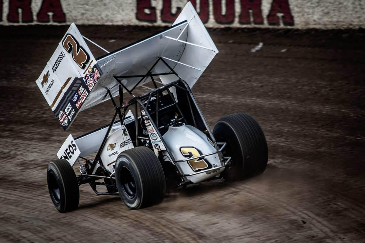 Shane Stewart - Kyle Larson Racing - WoO - Eldora Speedway