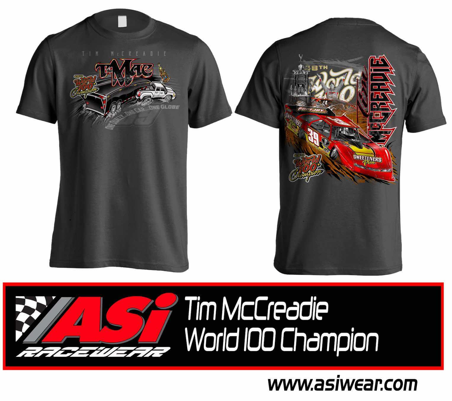 Tim McCreadie - Trailer Shirt