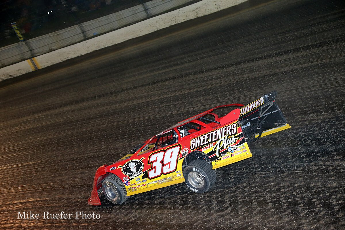 Tim McCreadie at Eldora Speedway - Dirt Late Model