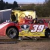 Tim McCreadie and his box trailer 2180