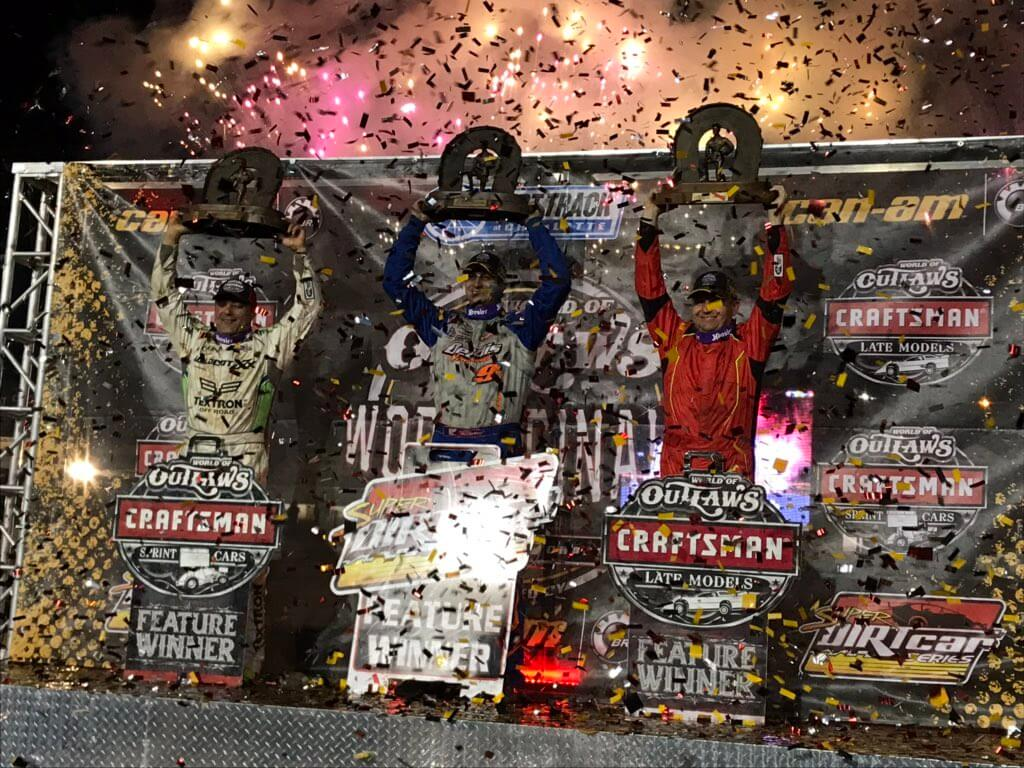 2018 World of Outlaws Champions