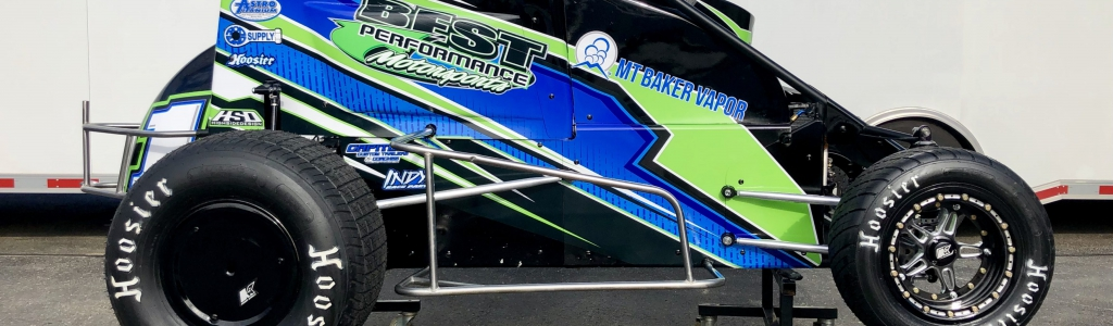 Landon Simon partners with new Best Performance Motorsports midget team