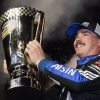 Brett Moffitt is the 2018 NASCAR Truck Series champion