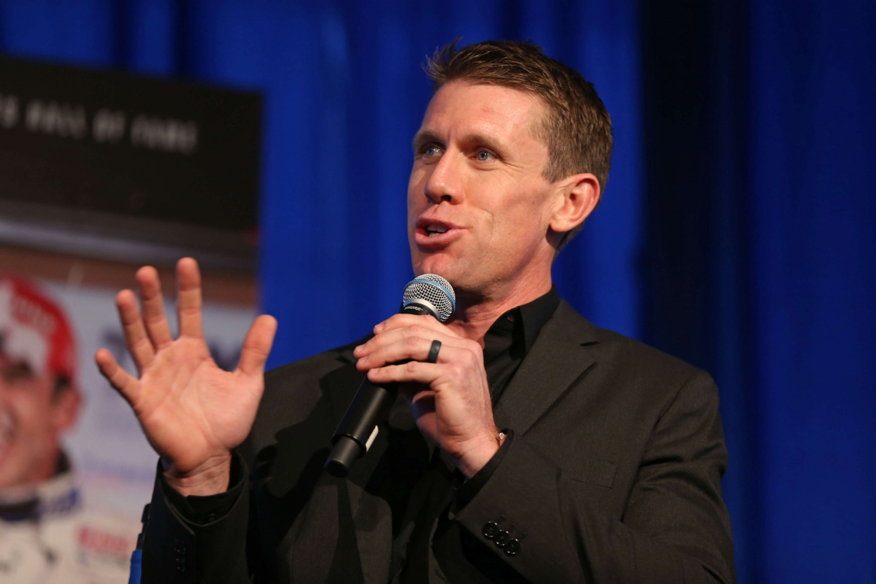 Carl Edwards - Texas Motor Speedway Hall of Fame